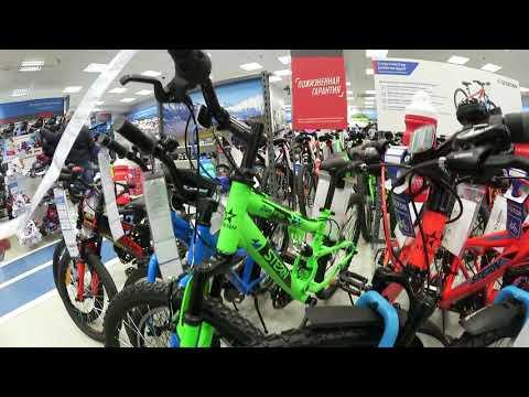 #335 В поисках велосипеда Спортмастер