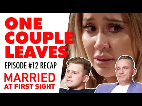 Episode 13 Recap: Trust And Communication Issues Are Exposed As A Couple Says Goodbye | MAFS 2020