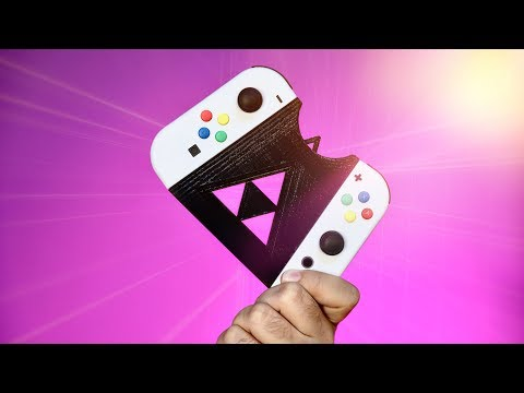Joy Con Grips for Nintendo Switch!