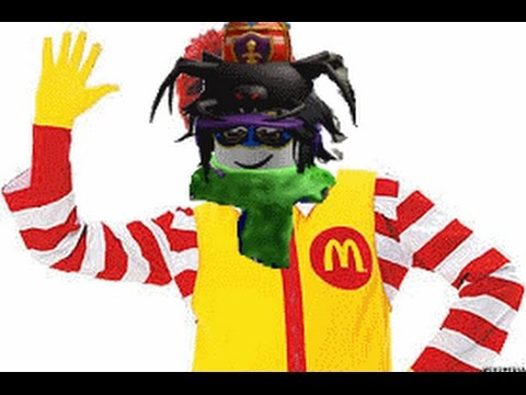ROBLOX TRASH MCDONALDS