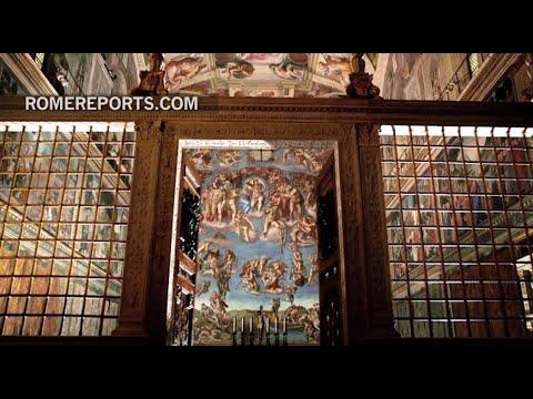 Los Museos Vaticanos En 3d Youtube