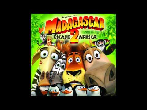 Madagascar 2 Soundtrack  The Traveling Song
