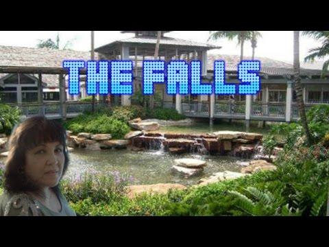 Beautiful Night At The Falls Mall (Miami, Fl)