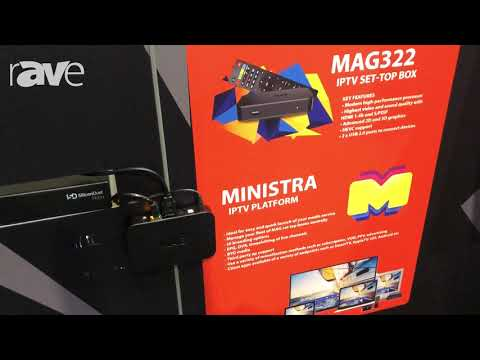 Integrate 2018: Infomir Showcases MAG322, MINISTRA IPTV Products on the Corsair Solutions Stand