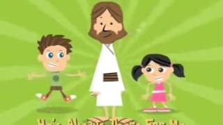 Jesus is my Best Friend   Kids Praise & Worship Bible Song 360p