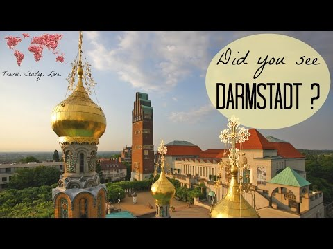 Trip to DARMSTADT 🇩🇪    Germany TRAVEL VLOG: Russian Orthodox Church in Germany (ENG SUBS)