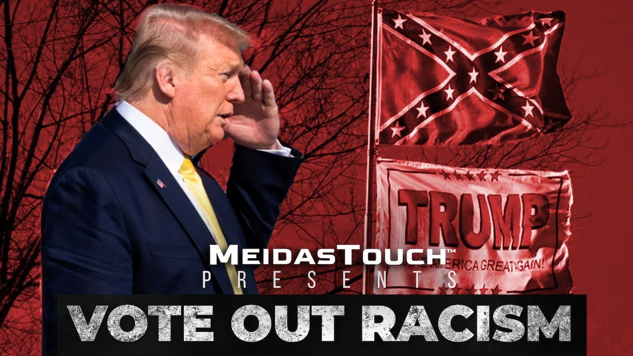Exclusive New Video: MeidasTouch Presents 'Vote Out Racism'