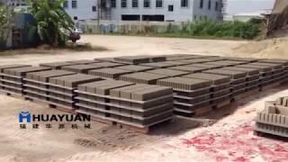 Semi-automatic concrete block machine suppliers