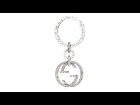 Gucci Interlocking Key Ring 8965618