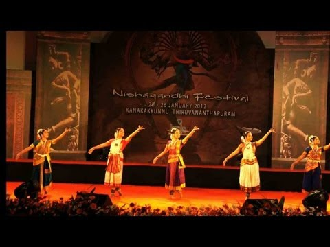 Nishagandhi festival, Fusion dance Sangamam 1