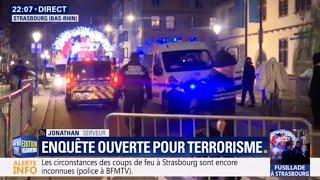 Terrorism investigation begins in France