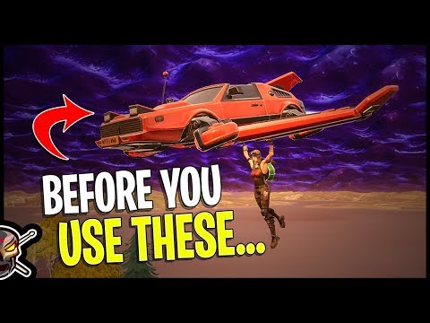 Are Specific Gliders PAY TO LOSE? - Fortnite