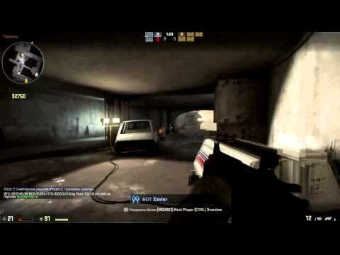Counter Strike Global Offensive No-Steam Gameplay