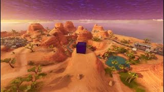 Fortnite ~ What Is This Mystery Purple Cube