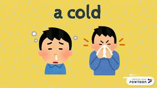 illnesses ︳Vocabulary ︳What''s the matter? ︳English for Kids ︳Grammar for Kids