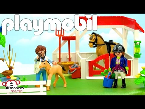 Playmobil Country Horse Collection! Horse Show,  Flamenco Horse, Groomer With Heart Pony And More!