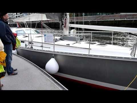 Stadtship54 tiller steering #2