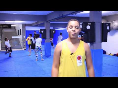 Caique – Kick Boxing Kids