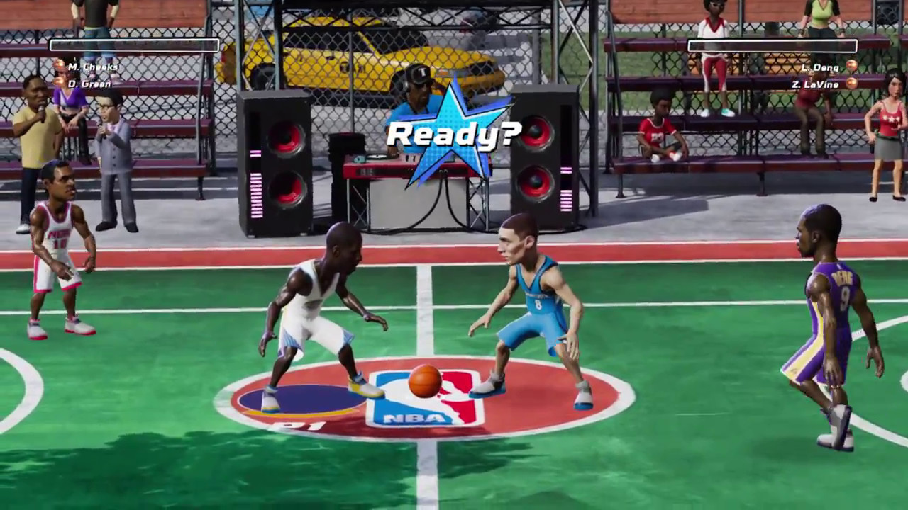 NBA Playgrounds Review Roundup for PS4, Xbox One, Nintendo Switch and PC