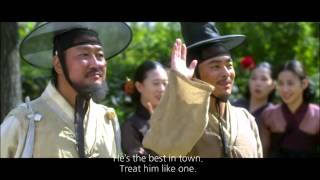 The Face Reader Trailer with English Subtitle