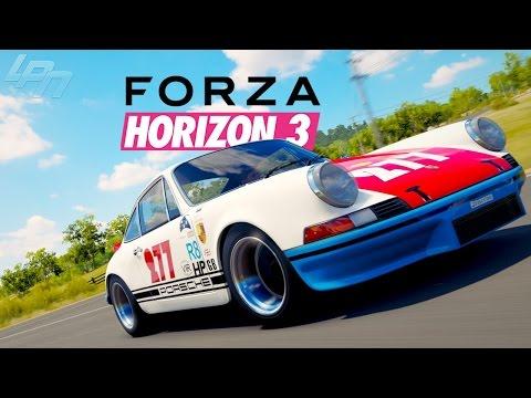 MAGNUS WALKER'S PORSCHE 911 - FORZA HORIZON 3 Part 97   Lets Play