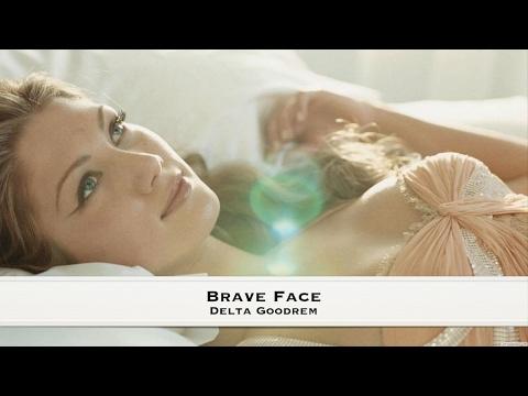 Delta Goodrem Lyric Video - Brave Face