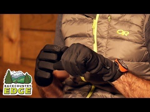 Outdoor Research Womens PL100 Sensor Gloves