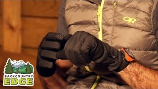 Outdoor Research Men's PL 100 Sensor Gloves