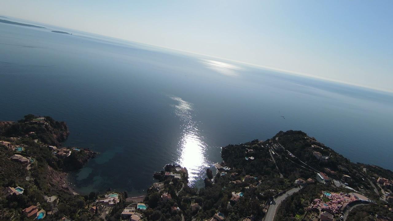 Découverte Drone DJI FPV - Théoule-sur-Mer