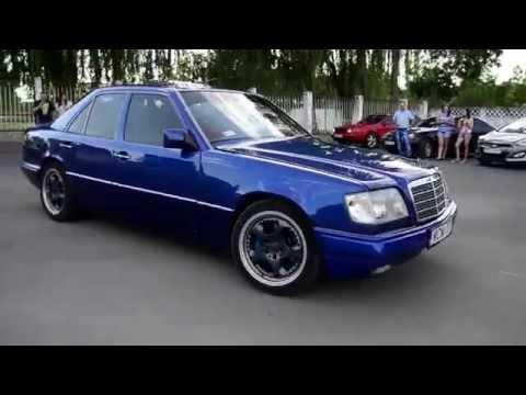 Auto club Beregszász - Mercedes Benz w124