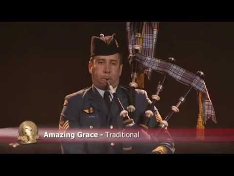 amazing grace cornemuse militaire