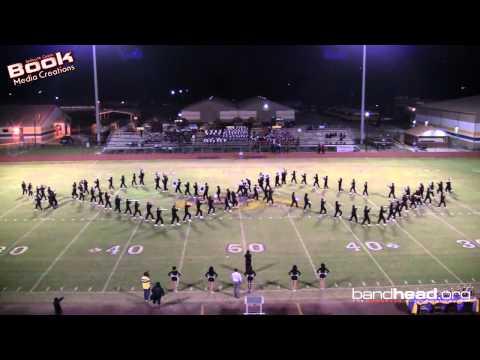 Baker High School Band - Lutcher BOTB 2011