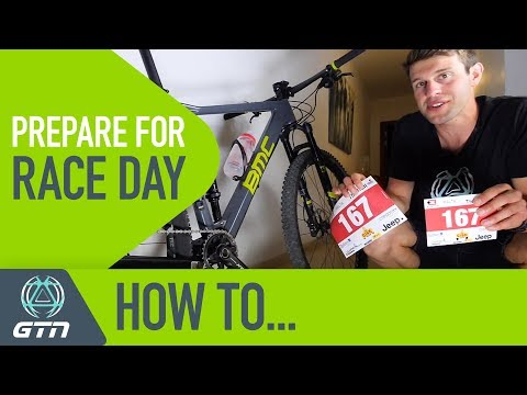 How To Plan & Prepare The Night Before A Triathlon | Be Race Day Ready