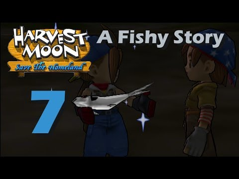 Harvest Moon: Save The Homeland - Episode 7: A Fishy Story