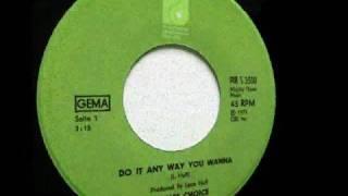 People´s Choice - Do it any way you wanna (Liebrand Remix)