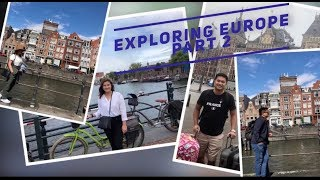 Vj and Camille Take EUROPE! PART 2