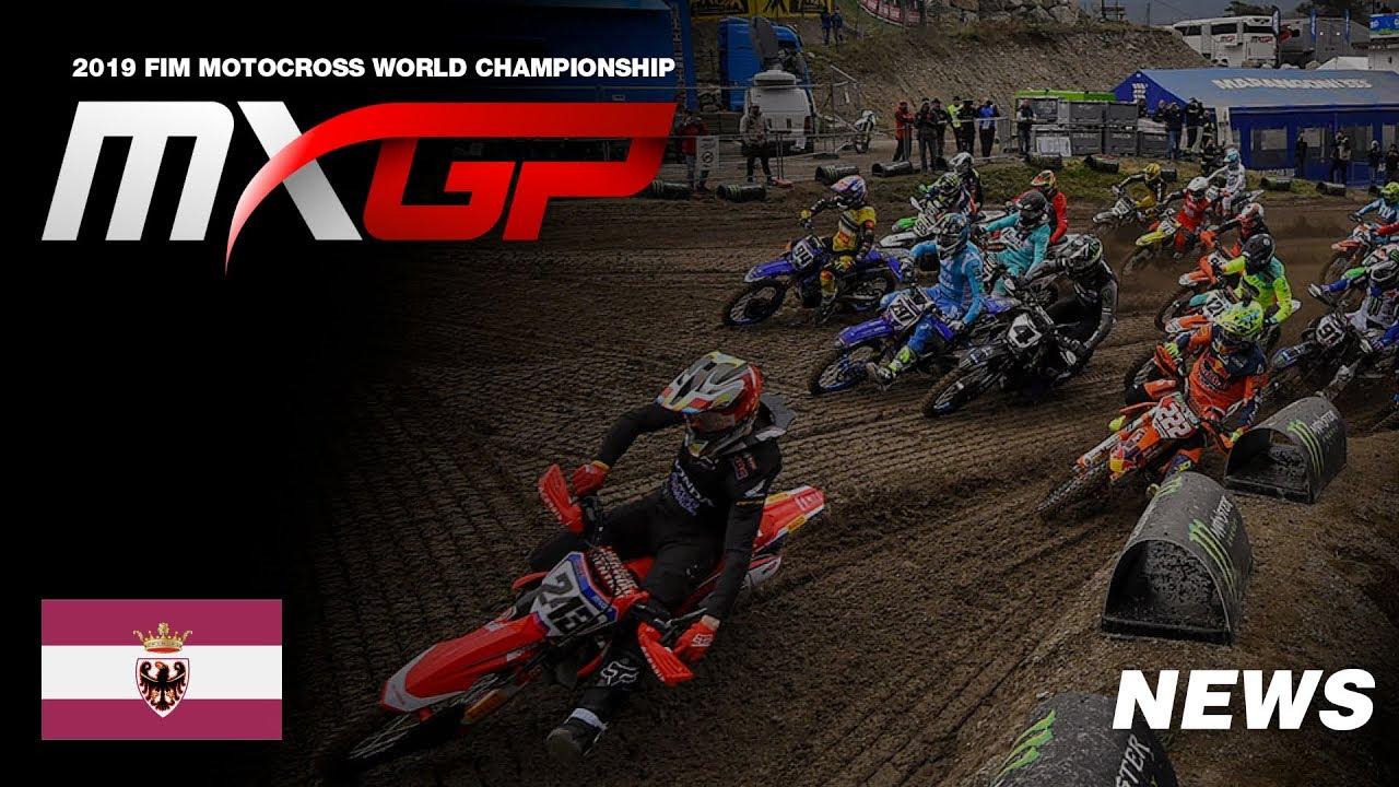 Mxgp Calendario 2020.News Highlights Mxgp Of Trentino 2019 Motocross