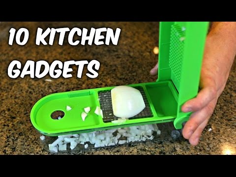 Thumbnail: 10 Kitchen Gadgets put to the Test Part 4