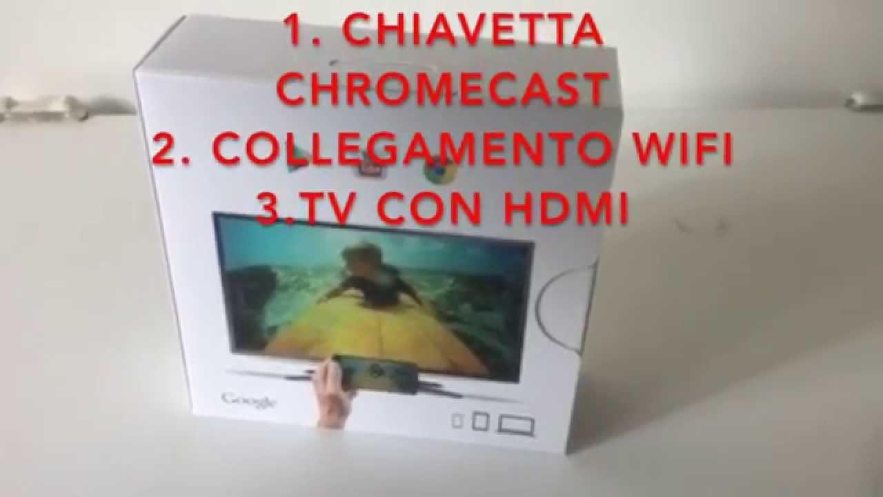 Come faccio a collegare Chromecast al mio iPad datazione nel vostro Consiglio anni venti