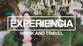 Experiencia Work and Travel APK - Zoraya García