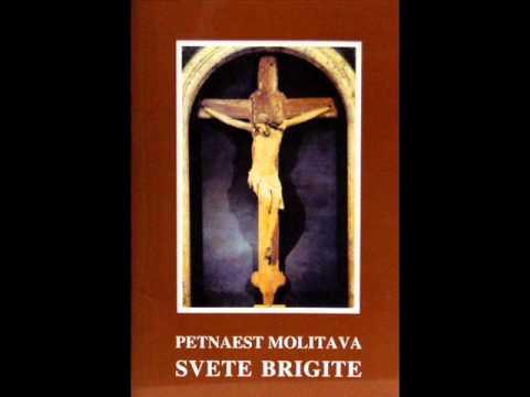 Slikovni rezultat za 7 molitava sv brigite
