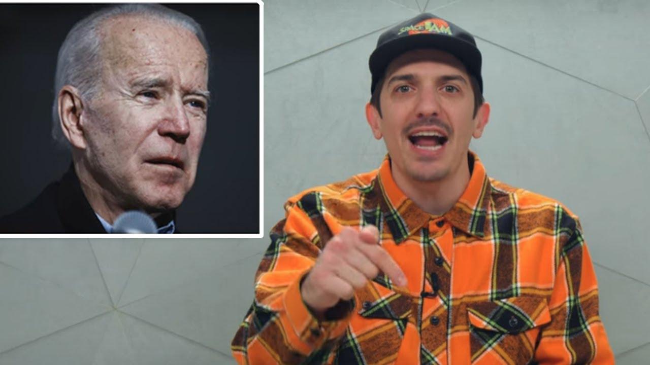 Joe Biden's Mental Condition is... Presidential | Andrew Schulz