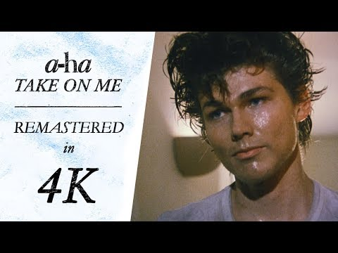 Kim Faris  - A-Ha Take on Me 4K! Check it out here.