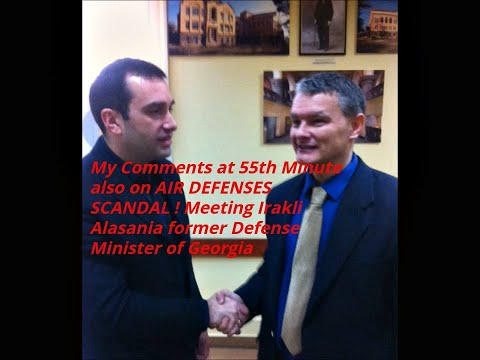 Irakli Alasania Free Democrats Political Party Tbilisi Georgia on Armenia Caucasus