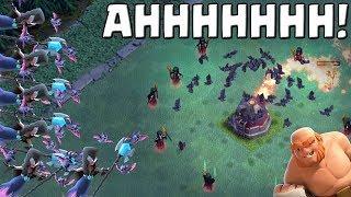 Meine Nachthexen sind wahnsinnig! || Clash of Clans || Let