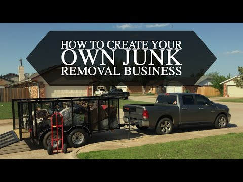 Basics To Starting A Junk Removal Business