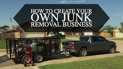 Starting a Junk Removal Business (The Basics)