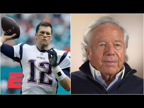 Tom Brady is the 'greatest player of all time' - Robert Kraft | NFL Interview