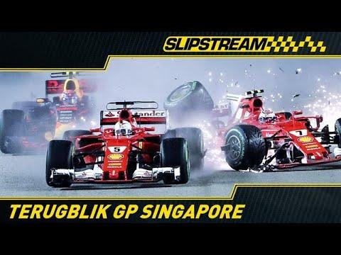 Drama in Singapore de schuld van Vettel? | SLIPSTREAM