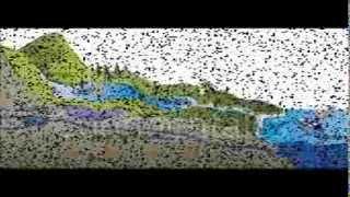 Aguas continentales y el mar Argentino
